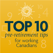 Top 10 tips for a happy retirement (Infographic)