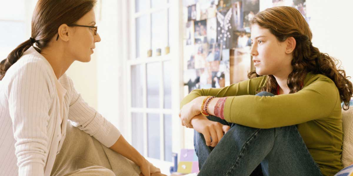 Warding off teen drug abuse
