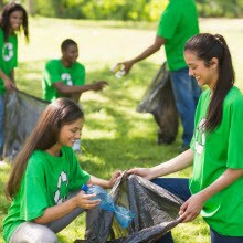 Giving back: How to find time to be a volunteer
