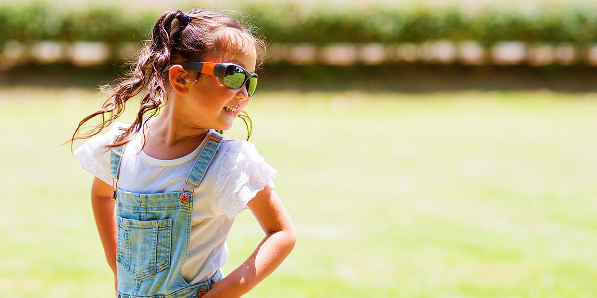 Sunglasses for safety — at any age