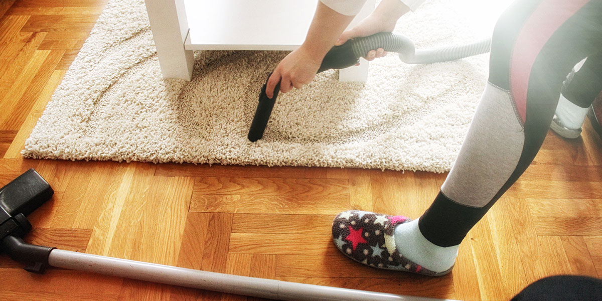Spring cleaning your way to an allergy-free home