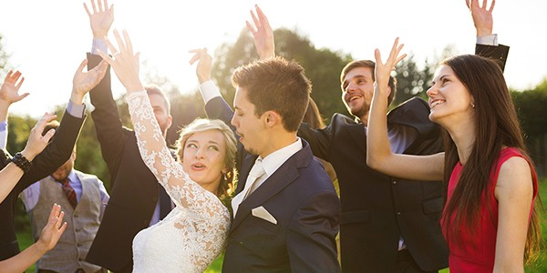 How to attend a wedding on a budget
