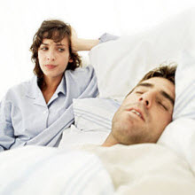 Can snoring be stopped?