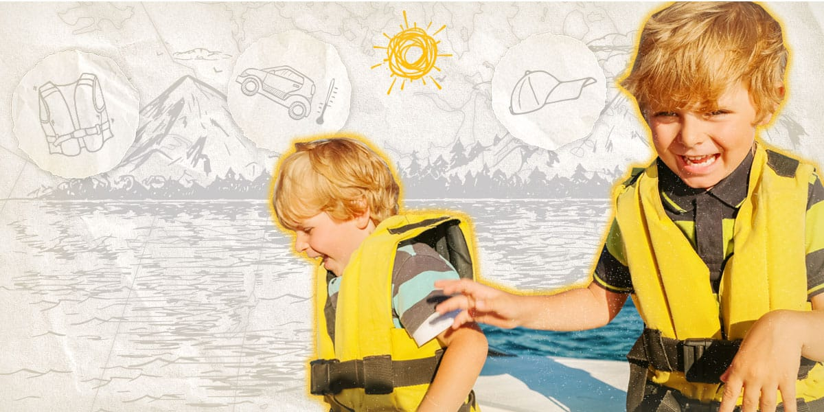 7 safety tips for fun in the sun and on the water