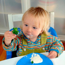 Getting your child to eat well