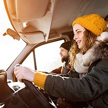5 winter road safety tips