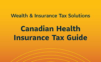 Canadian Health Insurance Tax Guides
