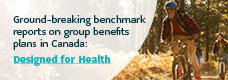Benchmark report on Canadian group benefits plans in Canada