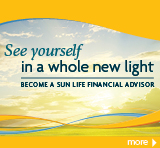 See yourself in a whole new light - Become a Sun Life Financial Advisor